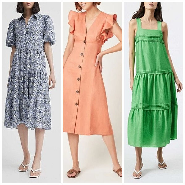 2020 spring summer fashion trends Australia dresses