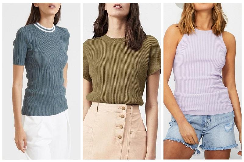 2020 spring summer fashion trends Australia tops