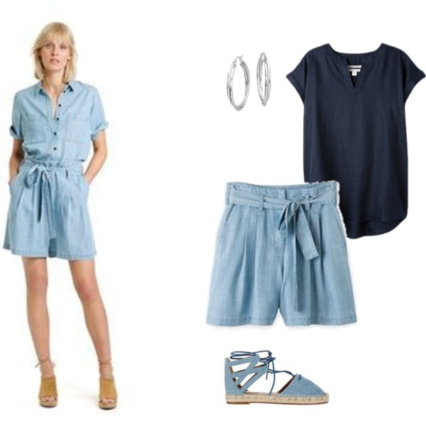 shorts over 60 for inverted triangle body shape