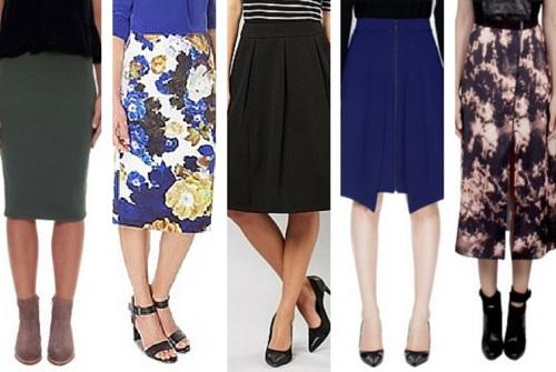 autumn winter fashion trends skirts australia 2015