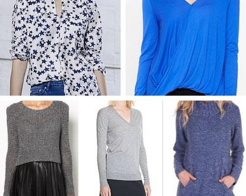 autumn winter fashion trends tops australia 2015