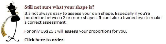 body shape analysis service