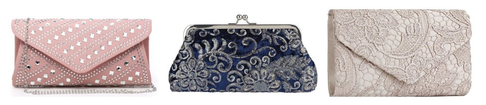 casual evening wear bags