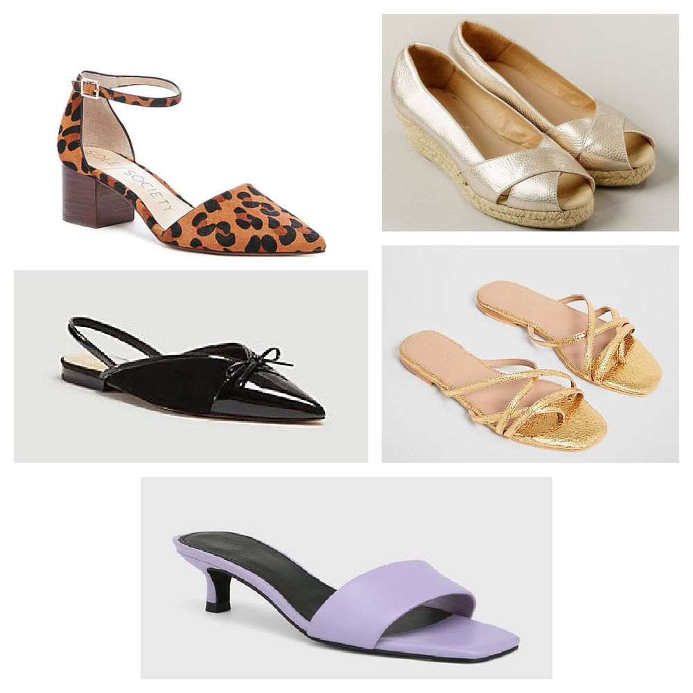 casual evening wear shoes