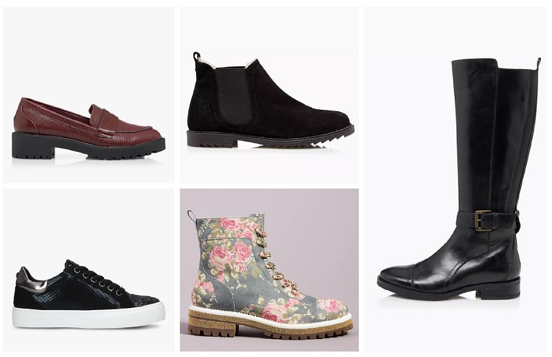 fall winter 2020 fashion trends shoes