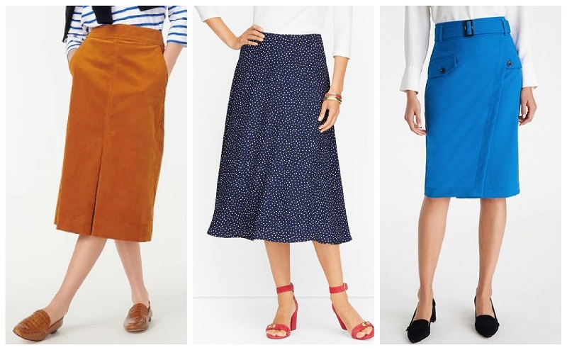 fall winter 2020 fashion trends skirts
