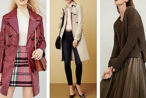 fall winter modern fashion 2015/16