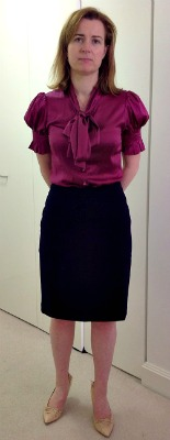 Tamara Existing Business Wear Outfit 1
