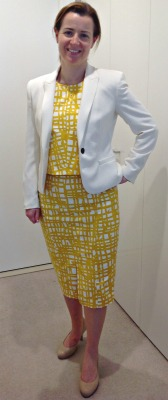 Tamara New Business Wear Outfit 3