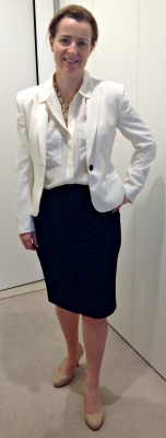 Tamara New Business Wear Outfit 4
