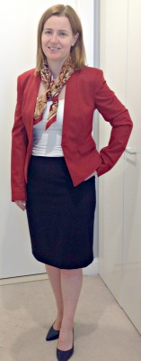 Tamara New Business Wear Outfit 5
