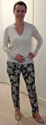 Tamara smart casual outfit