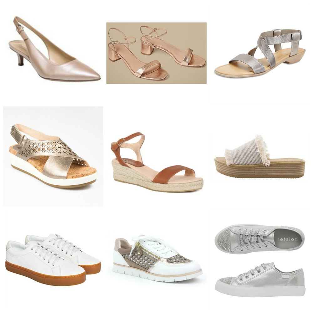 spring summer fashion trends 2018-19 Australia & NZ shoes