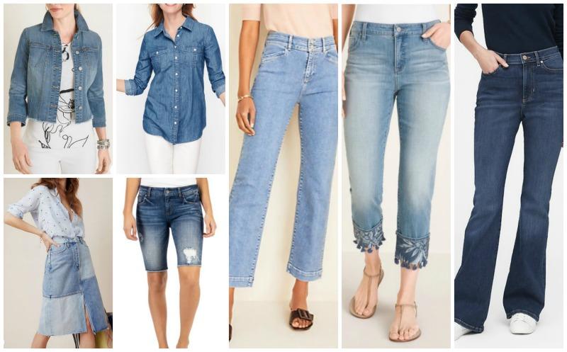 spring summer fashion trends 2020 denim