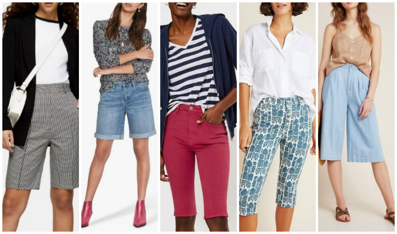spring summer fashion trends 2020 shorts