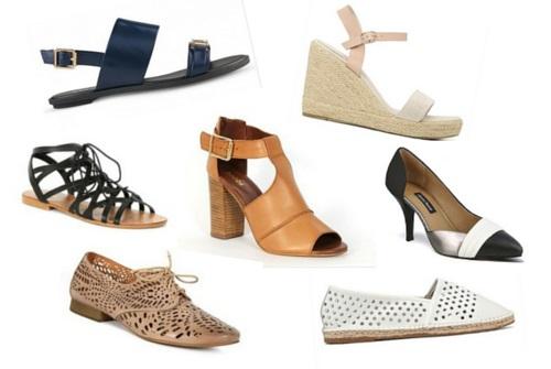 spring summer fashion shoes australia 2015/16