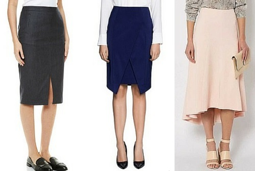 spring summer fashion skirt hems australia 2015/16