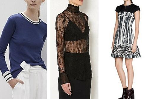 spring summer fashion themes australia 2015/16
