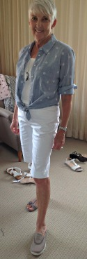 Liz spring summer outfit 6