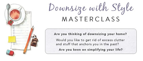 downsize with style masterclass