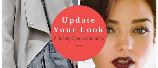 update your look workshop