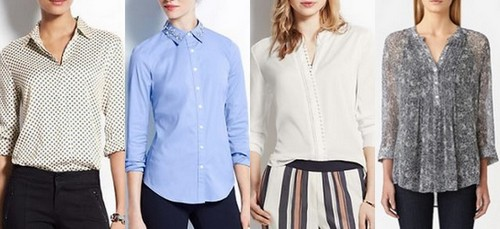 spring summer fashion trend 2014 shirts