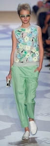 spring and summer fashion trends 2012