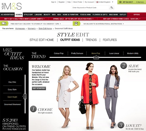 spring summer fashion trends 2013 marks and spencer