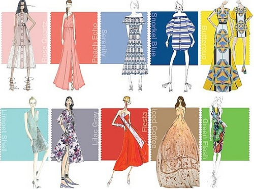 spring summer fashion trends 2016 colors