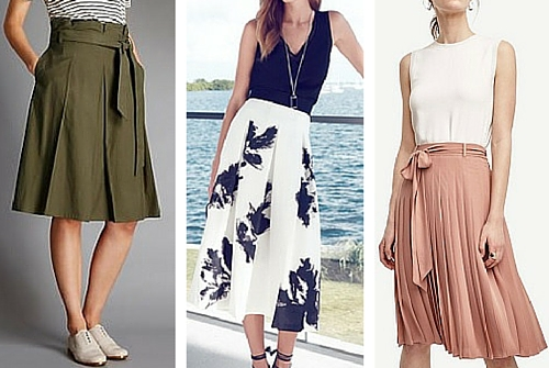 spring summer fashion trends 2016 pleats