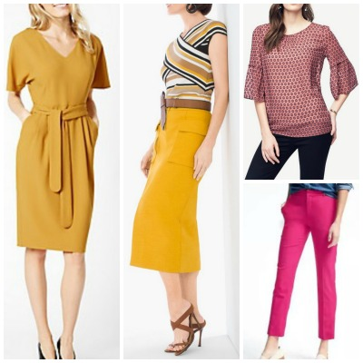 spring summer fashion trends 2017 colors