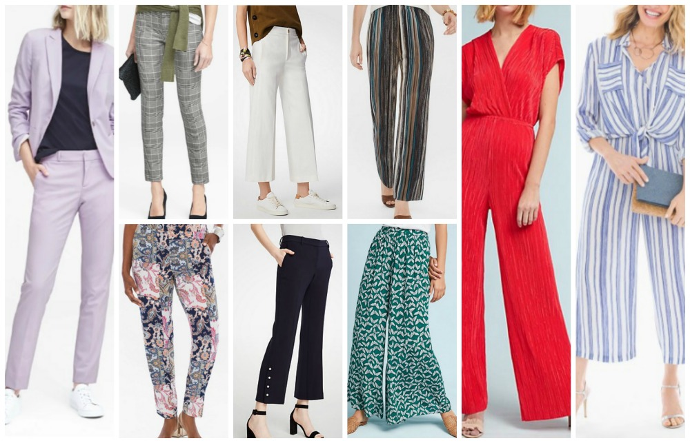 spring summer fashion trends 2018 pants and jumpsuits