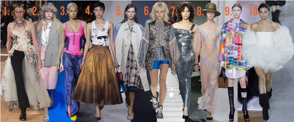 spring summer fashion trends 2018