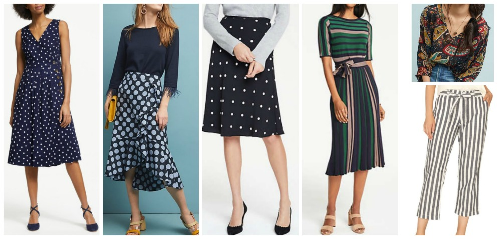 spring summer fashion trends 2019 polka dots and other prints