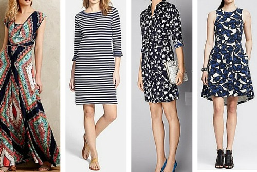 spring summer fashion trends dresses