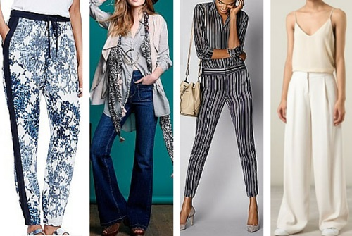 spring summer fashion trends pants