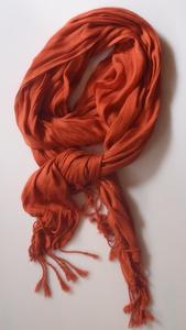tying scarves looped variation