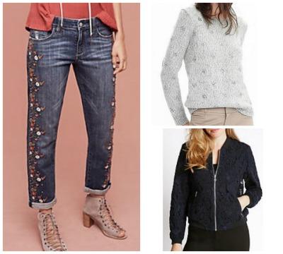 embellishment fall winter fashion trend 2016