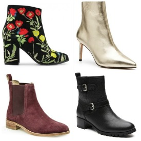 Autumn Winter Fashion Trends Boots