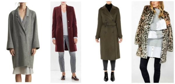 Autumn Winter Fashion Trends Coats