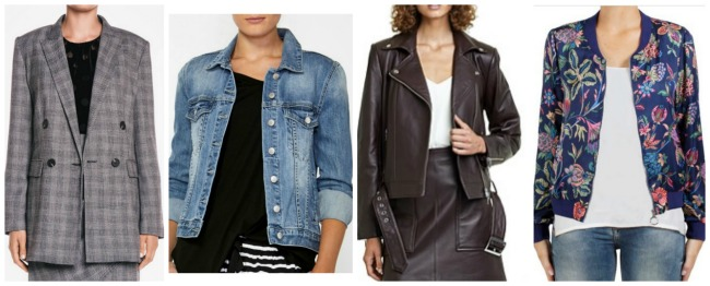autumn winter fashion trends 2018 Australia & NZ jackets