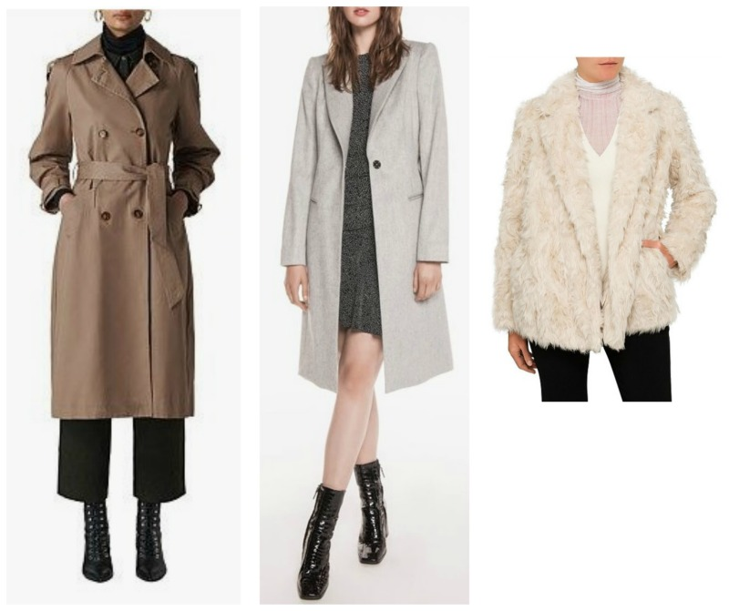autumn winter coat fashion trends 2019 Australia & NZ