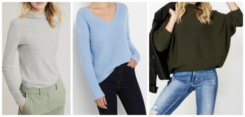 autumn winter fashion trends in knits 2019 Australia & NZ