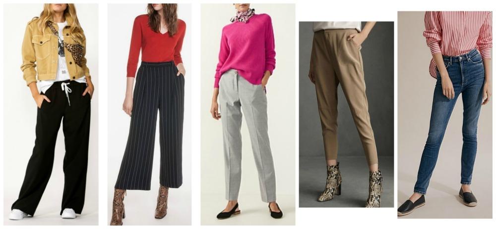 autumn winter pants fashion trends 2019 Australia & NZ