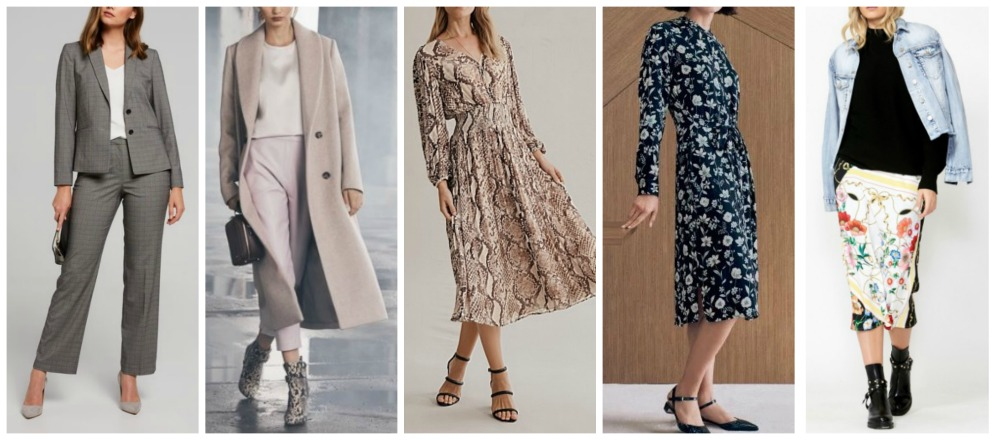 autumn winter fashion trends 2019 Australia & NZ