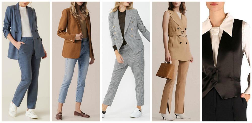 autumn winter fashion trends 2020 Australia & NZ jackets & vests
