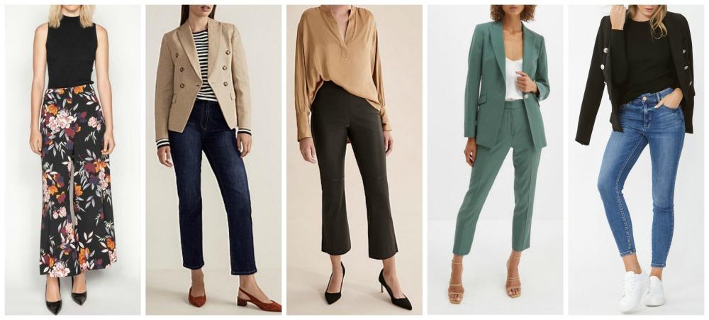 autumn winter fashion trends 2020 Australia & NZ pants