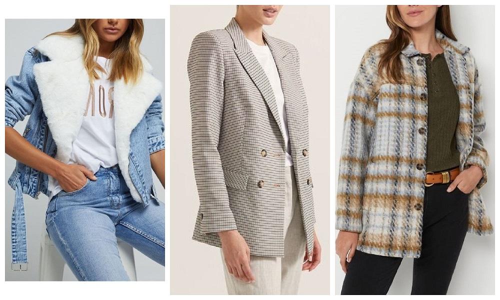 autumn winter 2021 fashion trends australia jackets