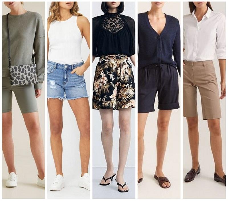 2020 spring summer fashion trends Australia shorts