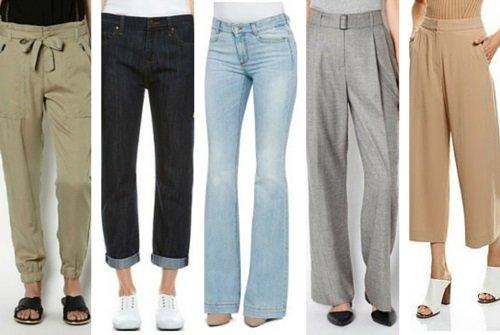 autumn winter fashion trends pants australia 2015